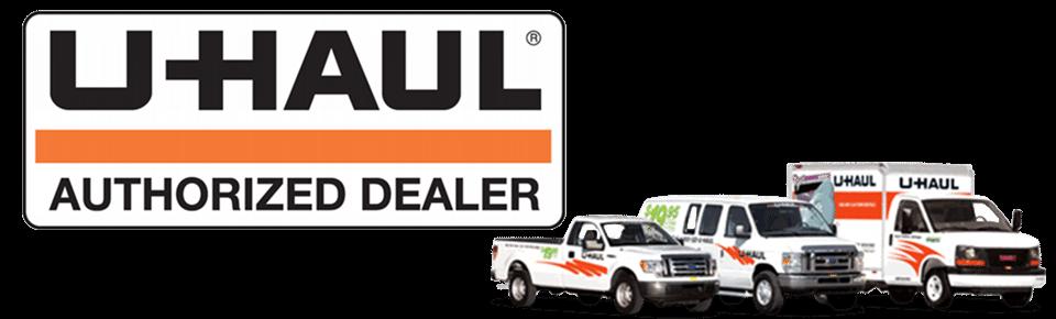 Uhaul Trucks, Boxes & Dollies